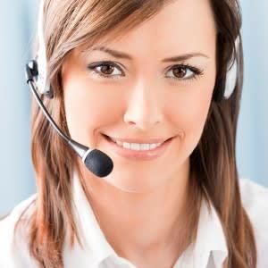 Chica Atencion Cliente Operadora