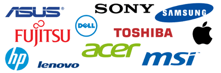computadoras marcas fabricantes