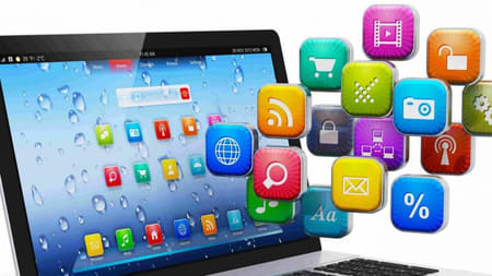 Programas Aplicaciones Apps Software