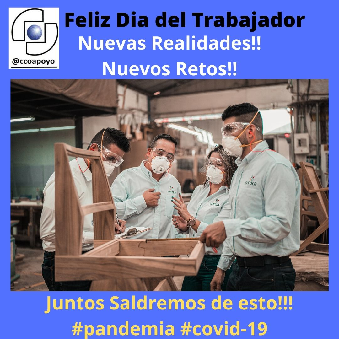 Feliz Dia del Trabajador
