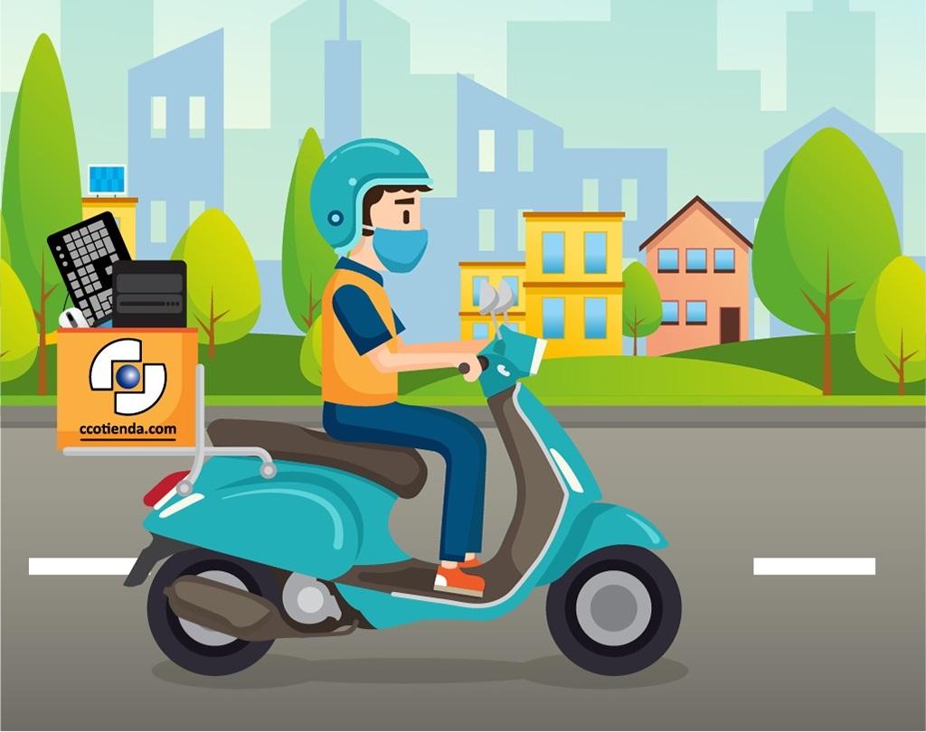 ccotienda delivery motorizado